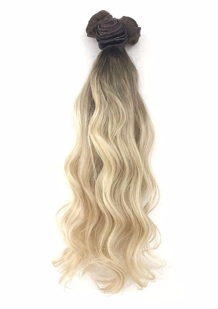 Double Drawn Balayage Ombre Hair Extensions All Hair Types