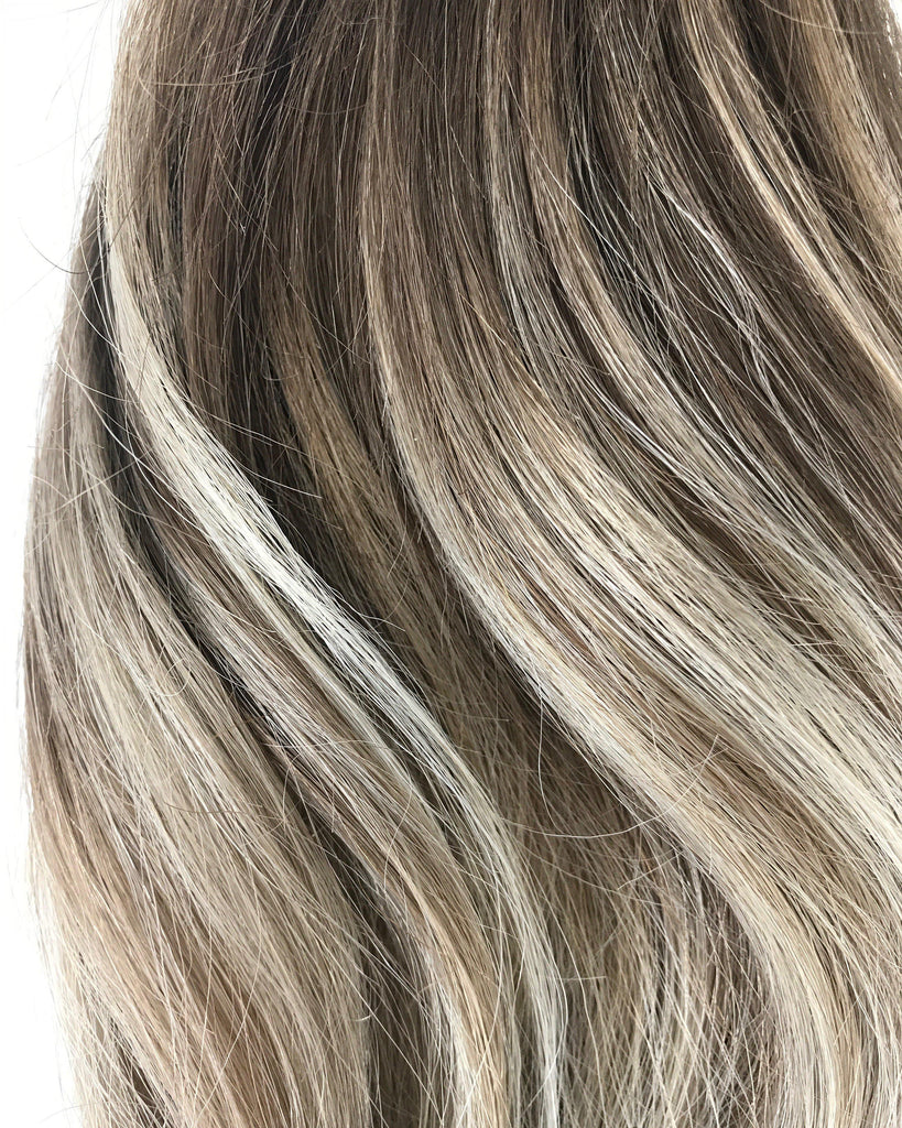 Virgin Remy Ombre Hair Extensions