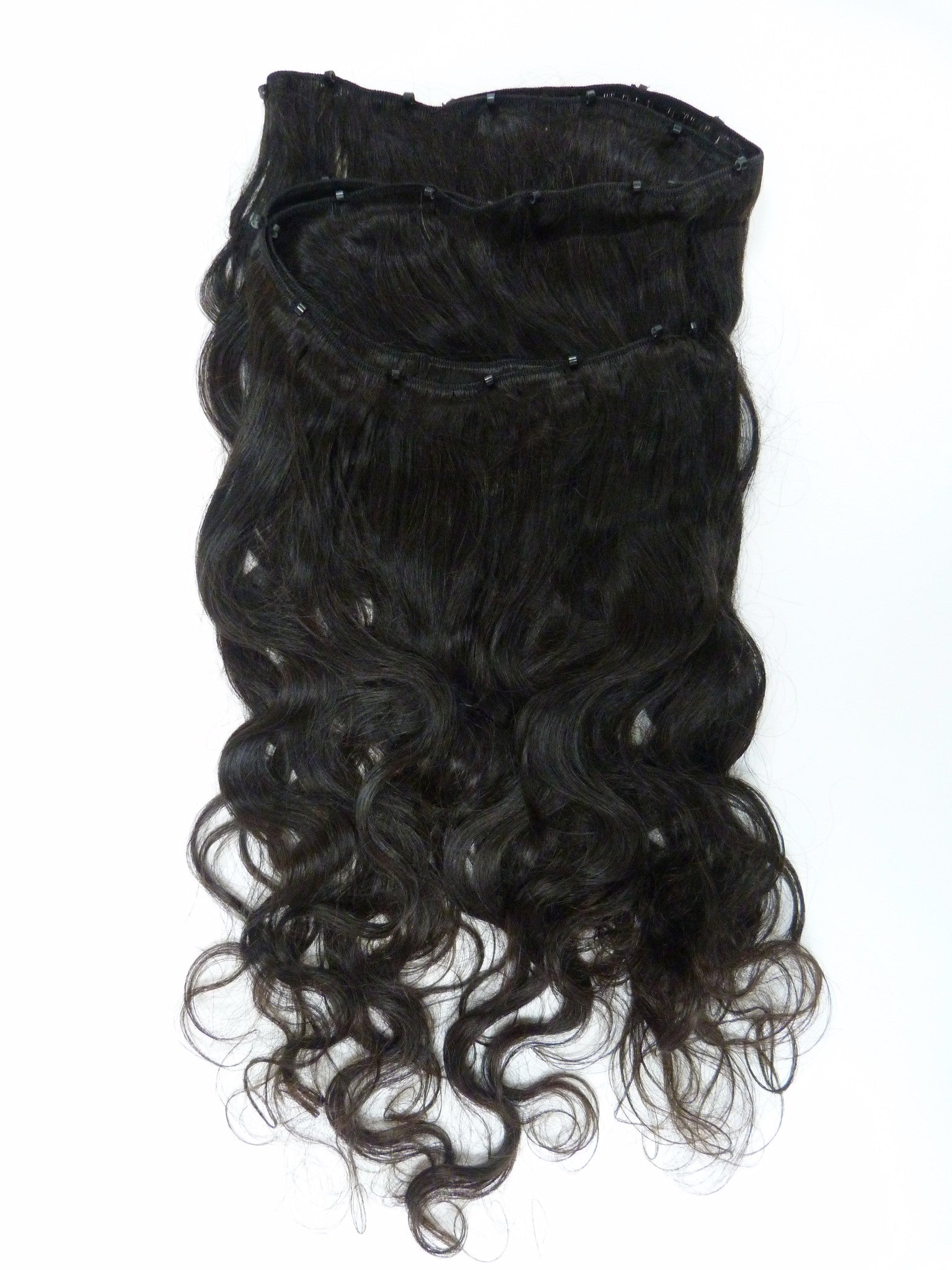 Brazilian Virgin Remy Human Hair La Weave Micro Weft Extensions
