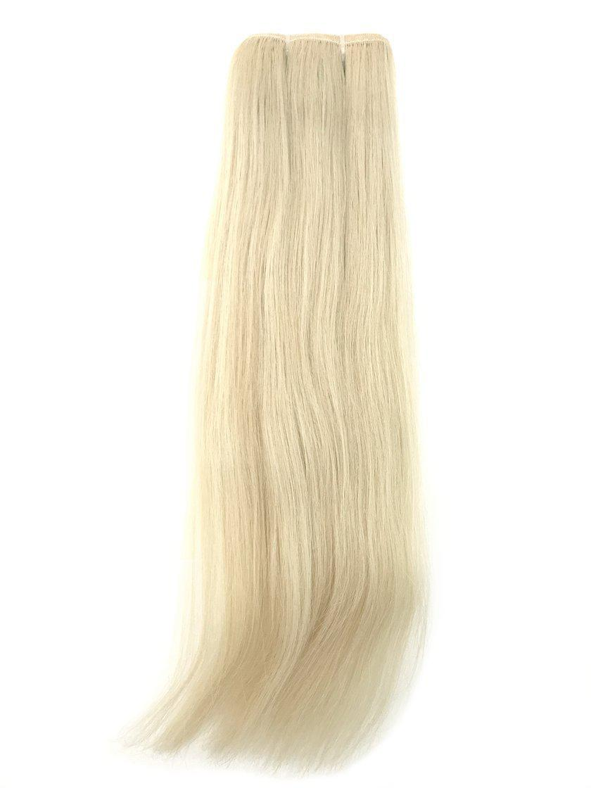 Beautifully Soft Real Russian Hair Extensions