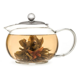 Pinky Up - Candied Apple Flowering Tea