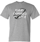 Rugby Changed My Life T-Shirt