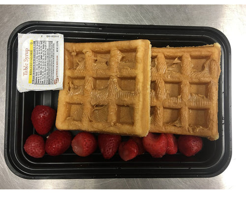 Fitstyle Foods PB Waffles
