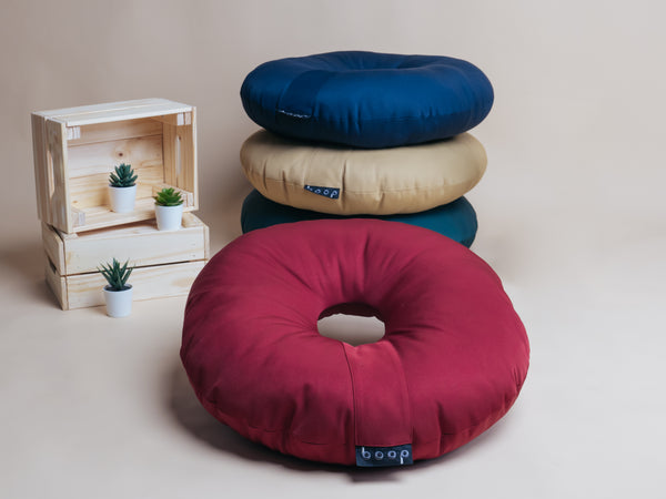 Customisable dog bed made in Singapore