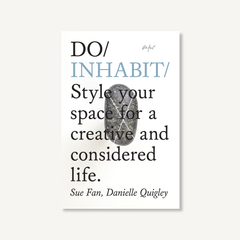 Do Inhabit by Sue Fan, Danielle Quigley book cover on white background
