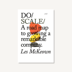Do Scale by Les McKeown book cover on white background