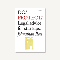Do Protect by Johnathan Rees book cover on white background