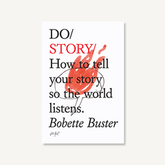 Do Story by Bobette Buster book cover on white background
