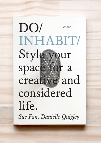 Front cover of Do Inhabit by Sue Fan, Danielle Quigley