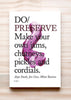 Front cover of Do Preserve: Make your own jams, chutneys, pickles and cordials, by Anja Dunk, Jen Goss, Mimi Beaven