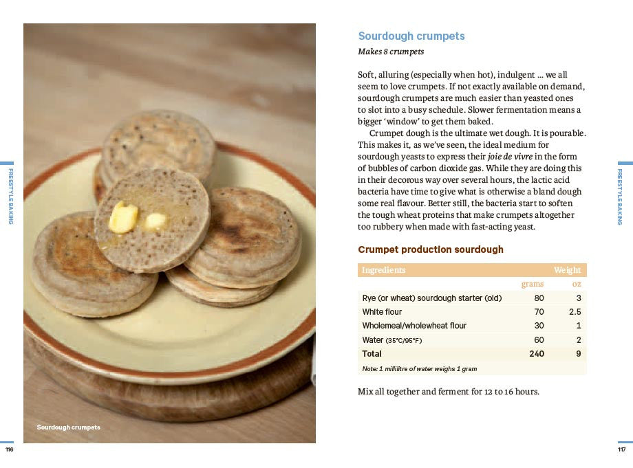 Do sourdough slow bread for busy lives the do book co sourdough crumpets photo and recipe forumfinder Image collections