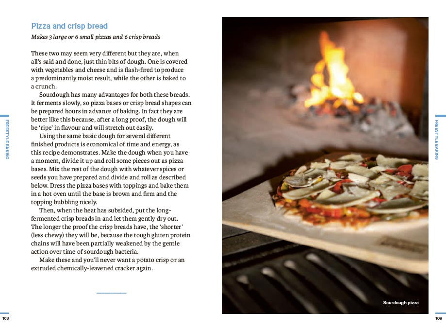 Do sourdough slow bread for busy lives the do book co sourdough pizza in wood fire oven photo and recipe forumfinder Choice Image