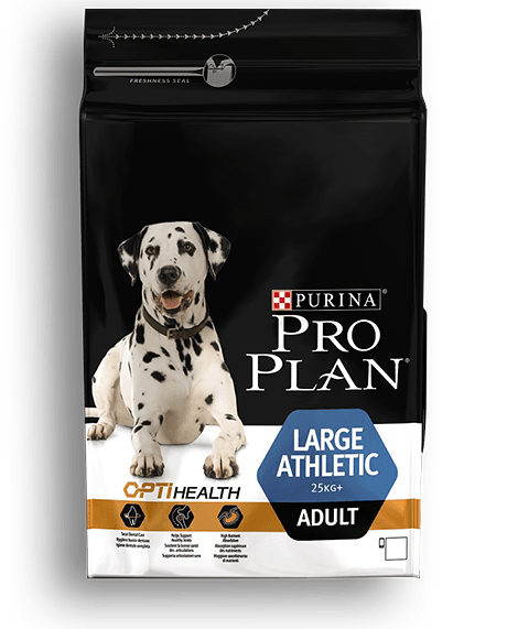 PURINA® PRO PLAN® DOG Large Athletic Adult with OPTIHEALTH™