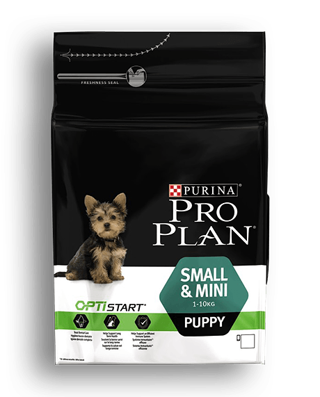 PURINA® PRO PLAN® DOG Small and Mini Puppy with OPTISTART™