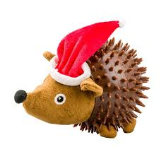 Good Boy Hedgehog Santa