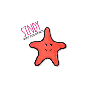Beco Bamboo Sindy The Starfish Dog Toy