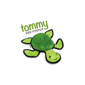 Beco Bamboo Tommy The Turtle Dog Toy