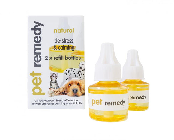 Pet Remedy Plug in Diffuser Refills