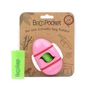 Beco Bamboo Pocket Poop Bag Dispenser
