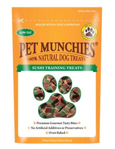 Pet Munchies training treat  - Sushi