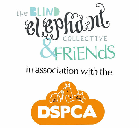 DSPCA Colouring Book