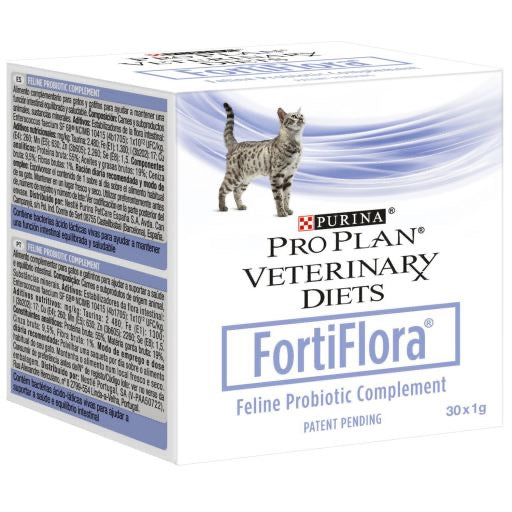 Purina Fortiflora Probiotic Supplement for Cats