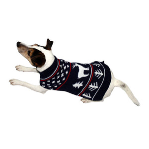 Festive Jumper - Navy