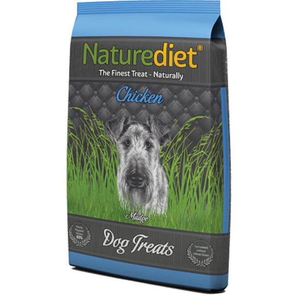 Nature Diet Natural Dog Treats (Shelter dog)