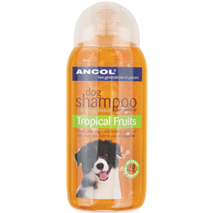 Ancol Tropical Fruits Shampoo