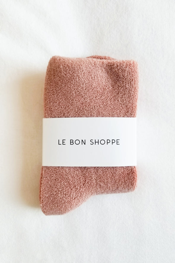 Le Bon Shoppe Socks Cloud Mulberry