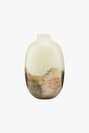 Earth Vase Beige/Metallic Short
