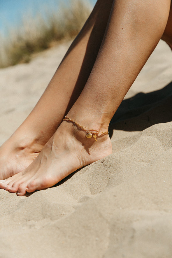Santa Giulia Jumpsuit - Sessun - Jumpsuit with front buttons and belt