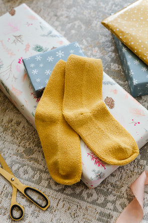 Le Bon Shoppe Socks Cloud Honey