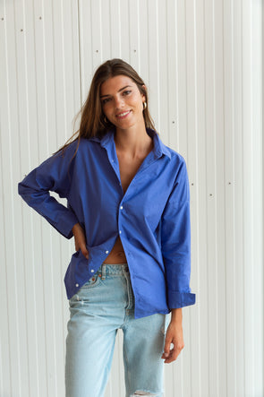 Itamilin Dress Lemon Stripes - Sessùn - Striped dress with a v-neck and detachable belt