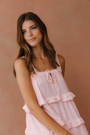 Fauna Trousers Pink