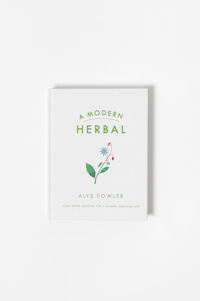 Modern Herbal - Bookspeed - Plant-based medicine book