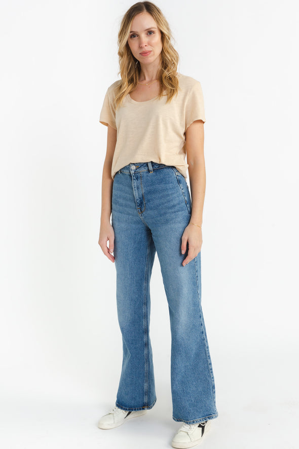 Game High Waxed Sneaker White/Red Pepper
