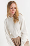 Caire Knit Broken White