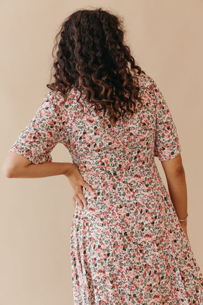 Joanna Logo Sweater Iced Coffee