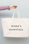Mama's Essentials Really Big Canvas Bag