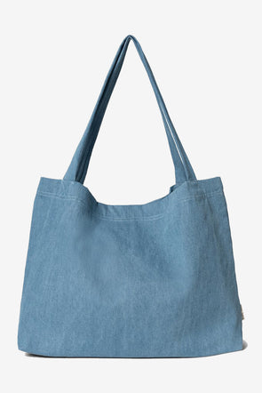 Studio Noos Denim Mom Bag - Studio Noos - Handmade mom-bag in blue jeans