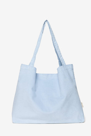 Baby Blue Rib Mom Bag - Studio NOOS