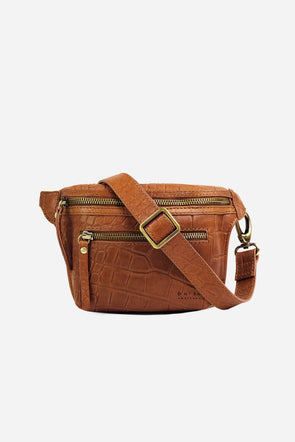 Beck's Bum Bag Wild Oak Croco