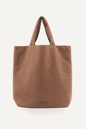 Baya Shopper Wool Cacao