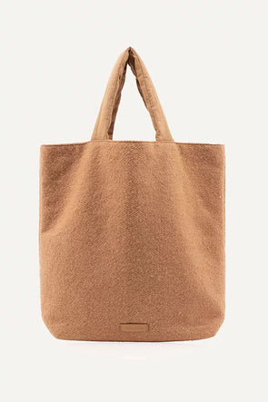 Baya Shopper Wool Cashew