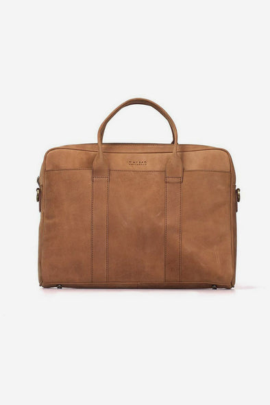 The Harvey Camel Hunter Leather