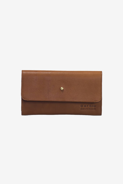 Pixie's Pouch Wild Oak Soft Grain Leather