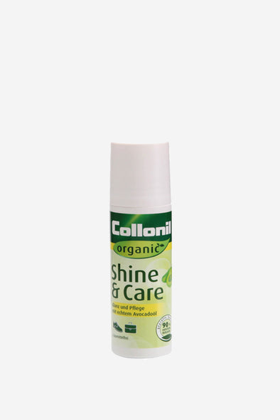 Organic Shine & Care - Collonil - O My Bag - Lotion with built-in sponge