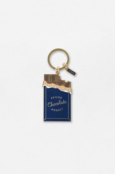 Chocolate Keychain