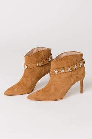 Assie Suede Low Boot